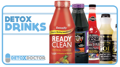 Detox Doctor, Wichita's best and most affordable detox store - Detox Drinks