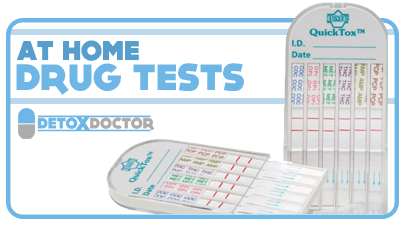At Home Drug Tests