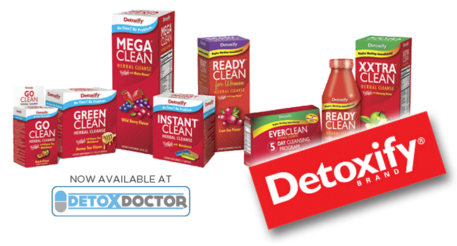 Detoxify is now available at Detox Doctor in Wichita, Kansas